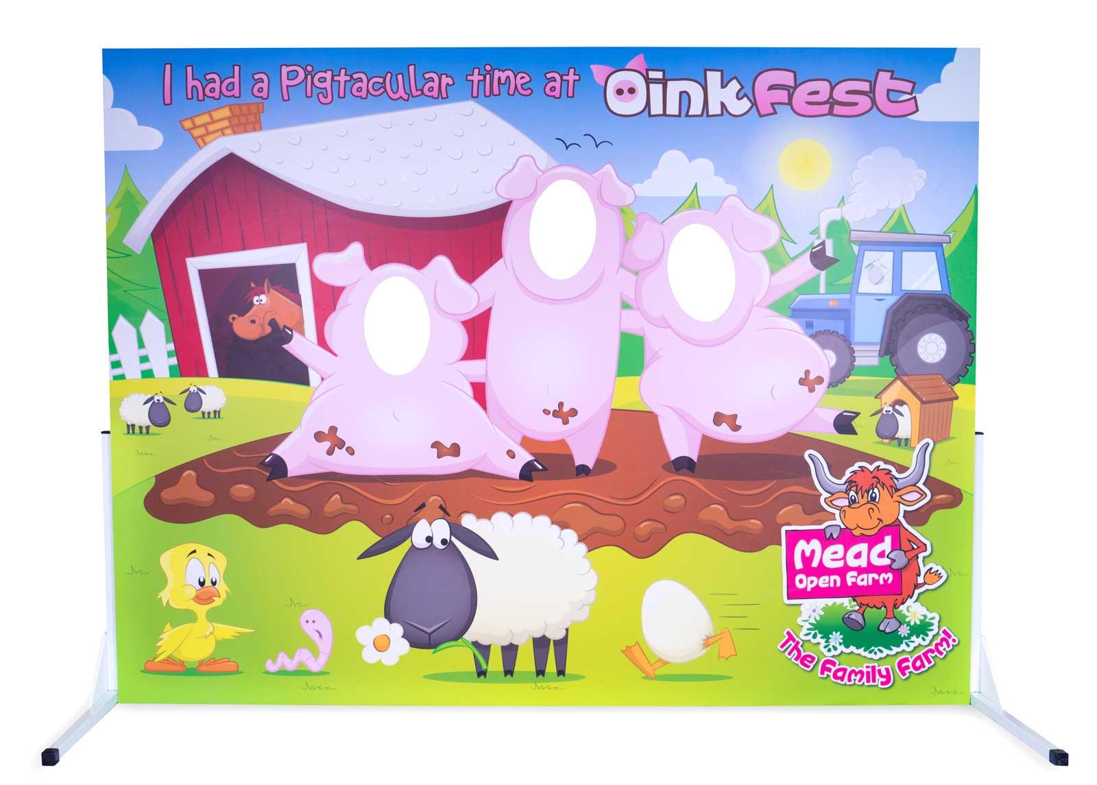 Mead Farm Oinkfest