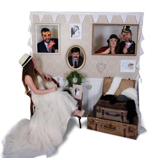 hire photo wall photowall