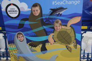 #SeaChange #ghost fishing environment