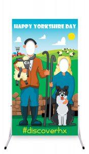 Sheepdog animals Yorkshire Day