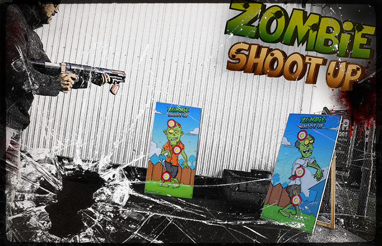 zombies, nerf guns, foam darts, apocalypse, zombie games