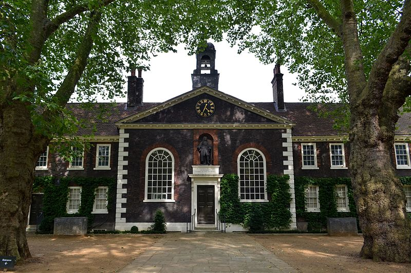 Geffrye Museum, building, beautiful