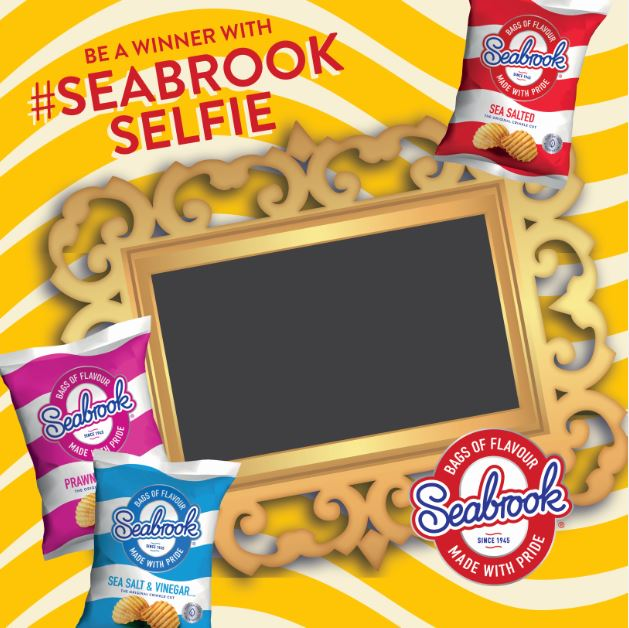 Selfie head in the hole board for marketing