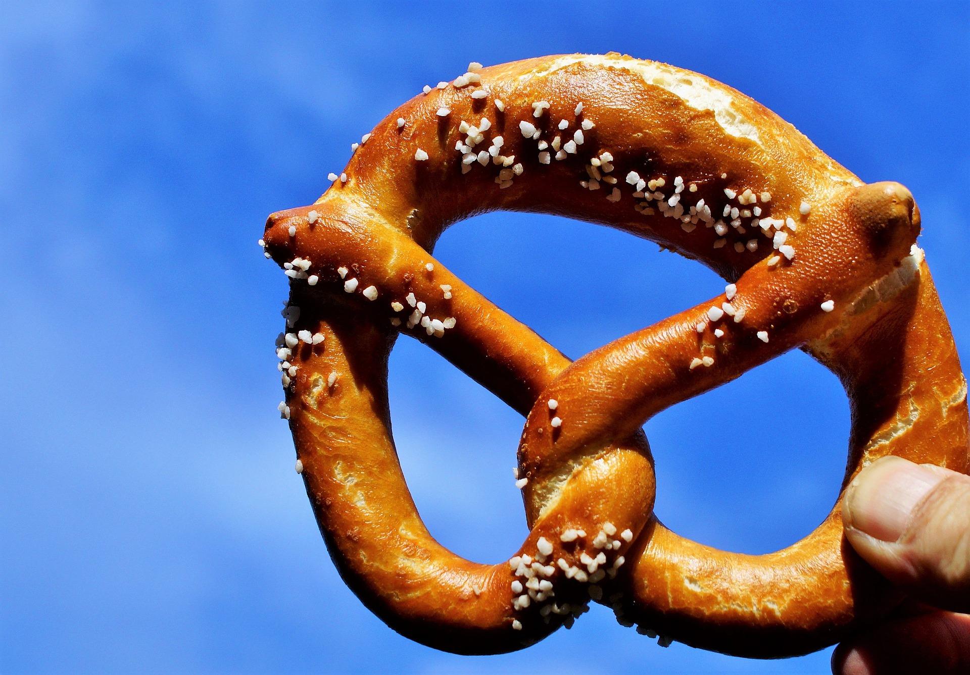 Breze oktoberfest pretzel