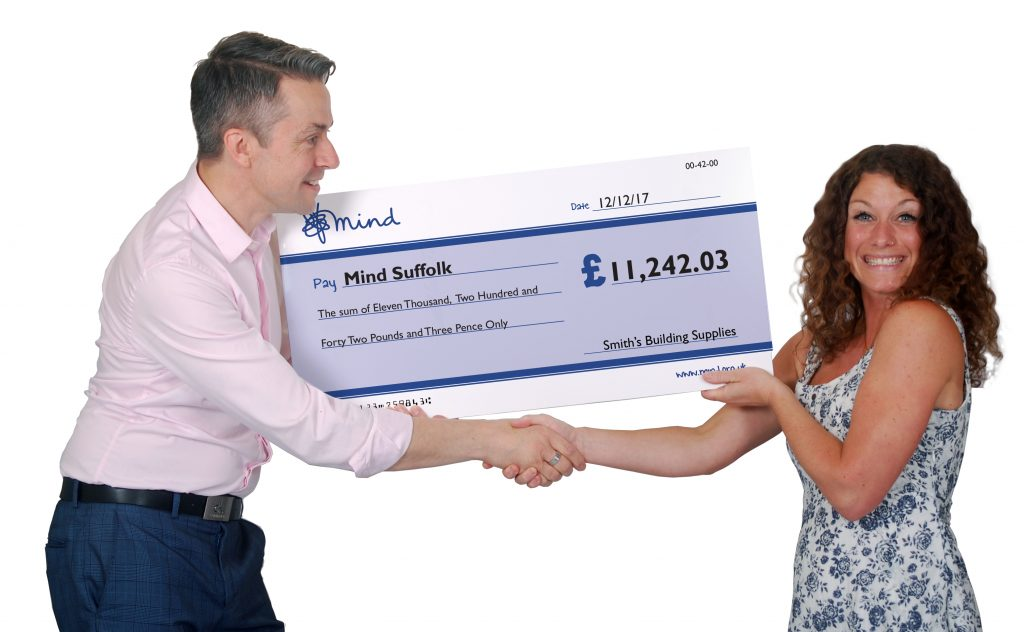 Fun Giant cheques printed