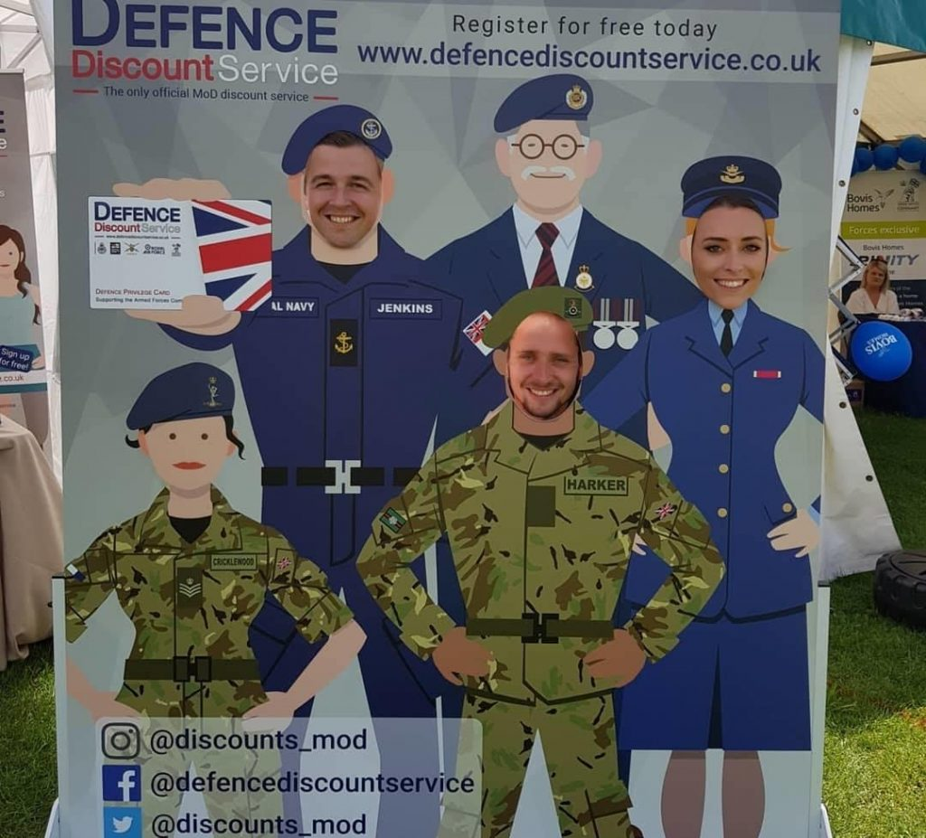 Defence Discount Service_Armed Forces Day