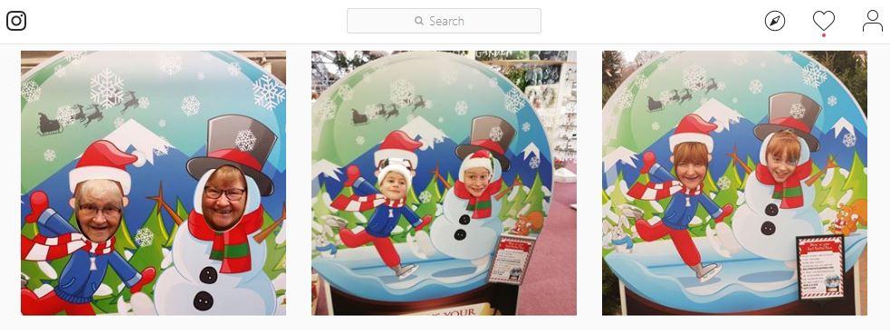 Christmas #KlondykeSnowglobe_Instagram